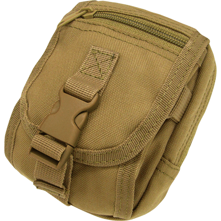Condor Tactical Gear Coyote Brown Condor Gadget Pouch
