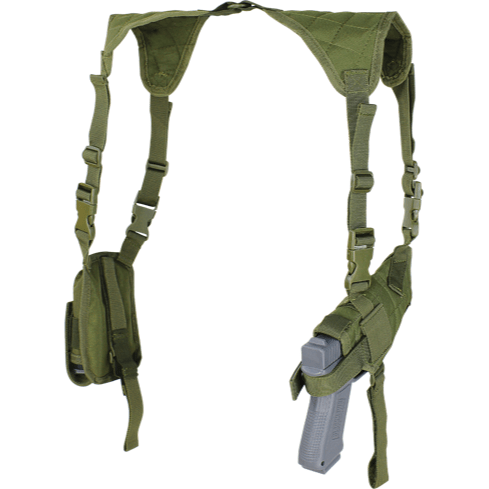 Condor Tactical Gear Olive Drab Condor Universal Shoulder Holster
