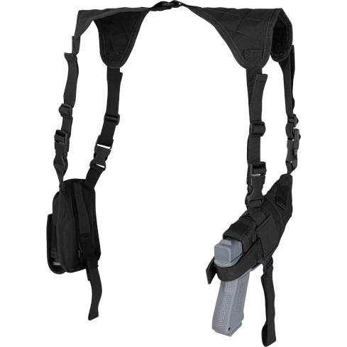 Condor Tactical Gear Black Condor Universal Shoulder Holster