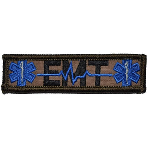 EMT Heartbeat and Stars of Life - 1x3.75 Patch