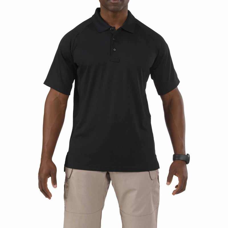5.11 Tactical Apparel Black / Regular 2X-Large 5.11 Tactical Performance Polo
