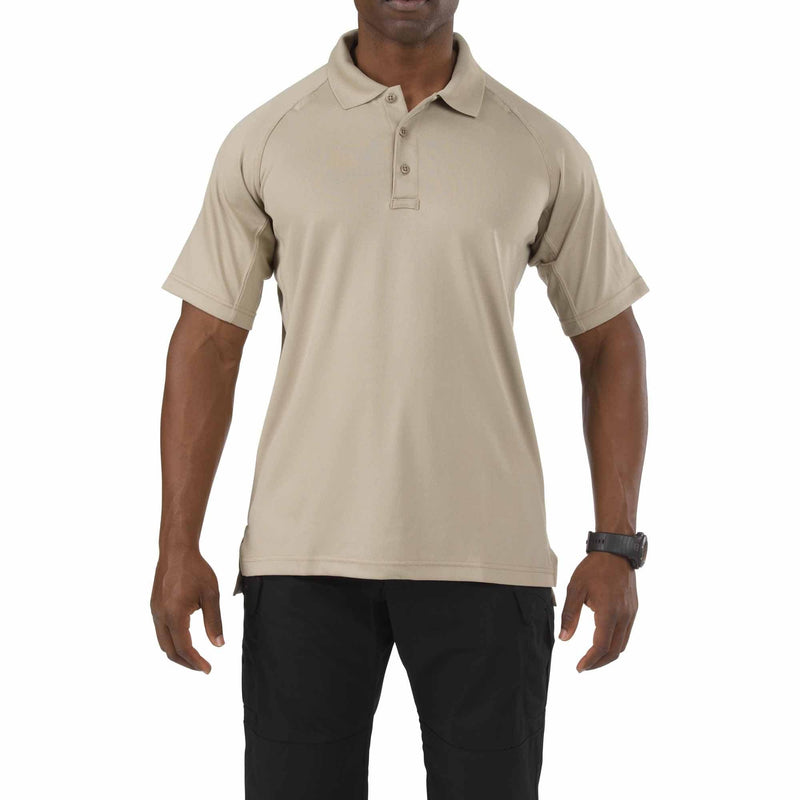 5.11 Tactical Apparel Silver Tan / Regular 2X-Large 5.11 Tactical Performance Polo