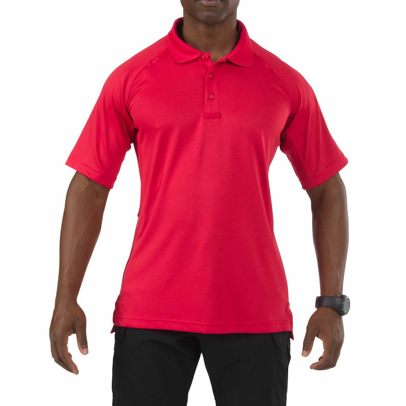 5.11 Tactical Apparel Range Red / Regular 2X-Large 5.11 Tactical Performance Polo