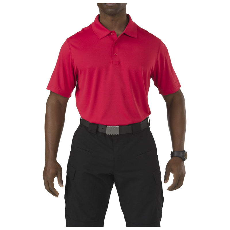 5.11 Tactical Apparel Range Red / 4X-Large 5.11 Tactical Corporate Pinnacle Polo