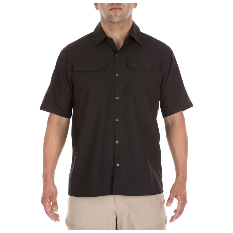 5.11 Tactical Apparel Black / Small 5.11 Tactical Freedom Flex Woven Shirt