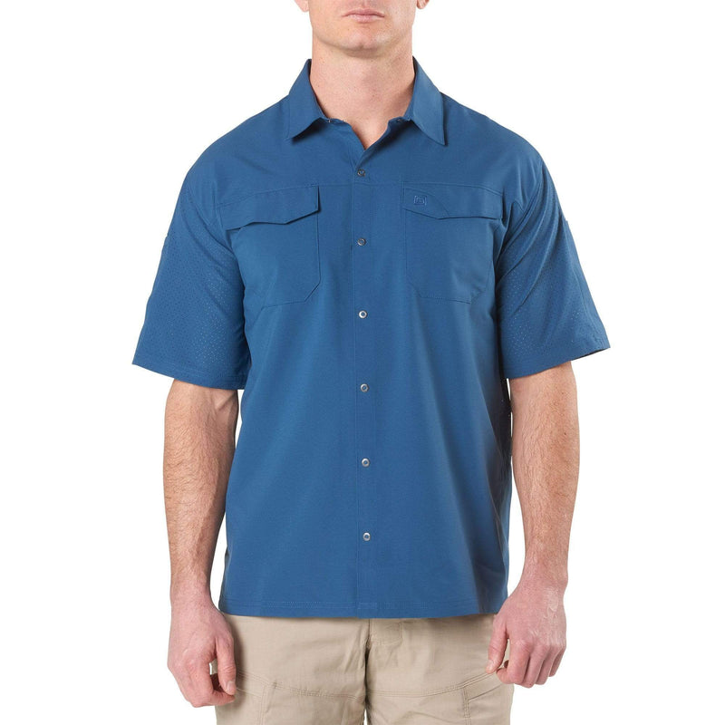 5.11 Tactical Apparel Regatta / Large 5.11 Tactical Freedom Flex Woven Shirt