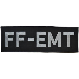 Firefighter-EMT - 4x12 Patch
