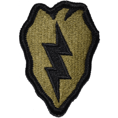 25th Infantry Division Patch Multicam/OCP/Scorpion