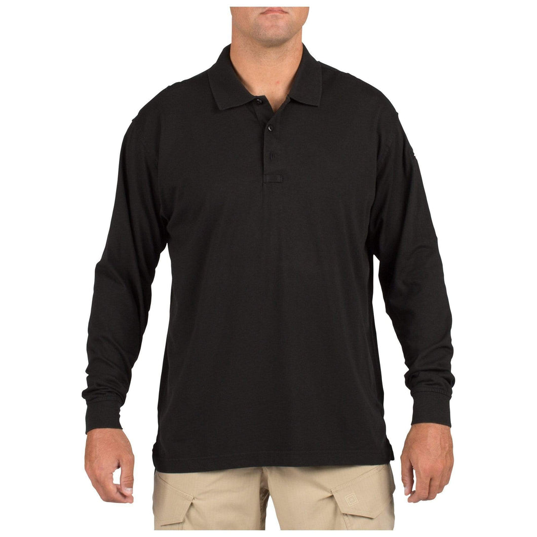 5.11 Tactical Mens Long Sleeve Tactical Polo