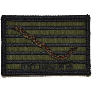 Original Gadsden Snake - Dont Tread On Me Flag - 2x3 Patch