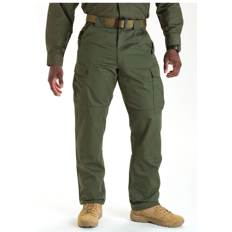 5.11 Tactical Apparel TDU Green / Regular Large 5.11 Tactical TDU Twill Pants