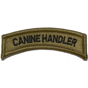 Canine Handler Tab Patch Multicam/OCP/Scorpion