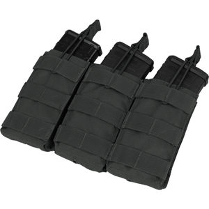 Condor Triple M4/M16 Open Top Mag Pouch