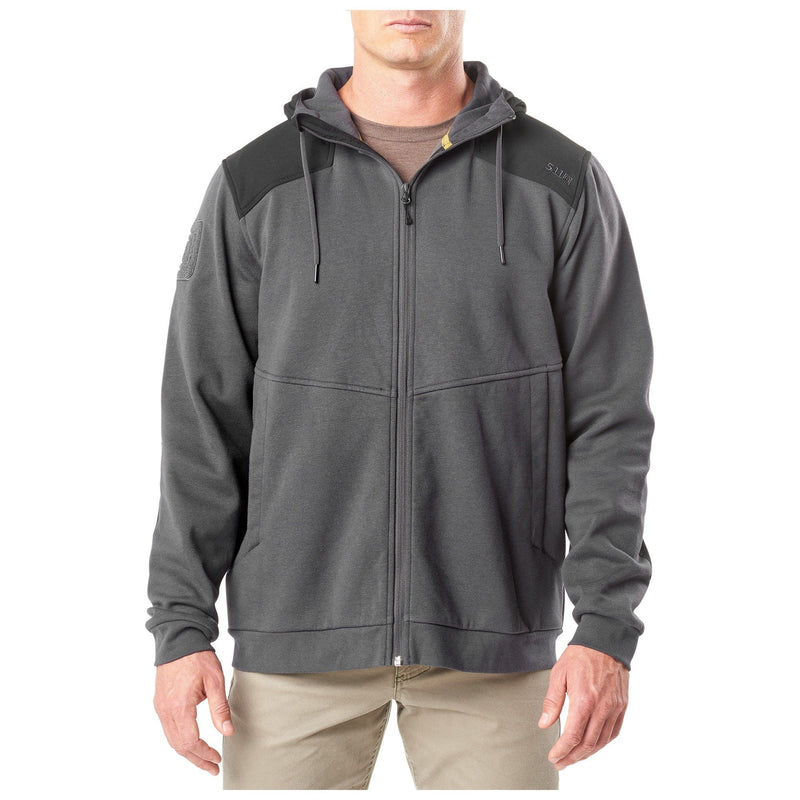 5.11 Tactical Apparel Charcoal / Large 5.11 Tactical Armory Jacket