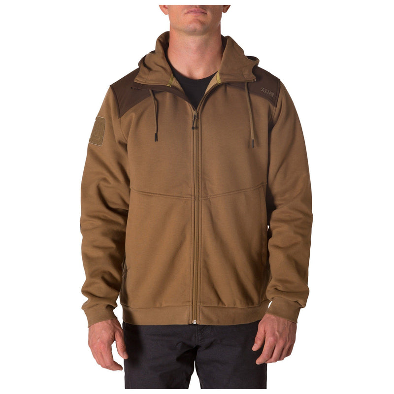 5.11 Tactical Apparel Kangaroo / X-Small 5.11 Tactical Armory Jacket