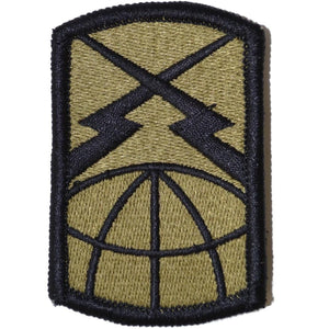 160th Signal Brigade Patch Multicam/OCP/Scorpion