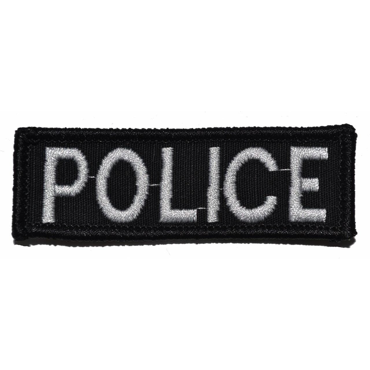 Police Name Tape - 1x3 Patch