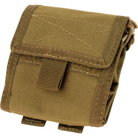 Condor Tactical Gear Coyote Brown Condor Roll - Up Utility Pouch