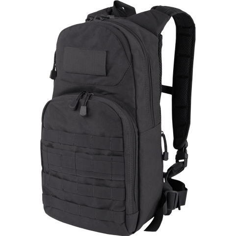 Condor Tactical Gear Black Condor Fuel Hydration Pack