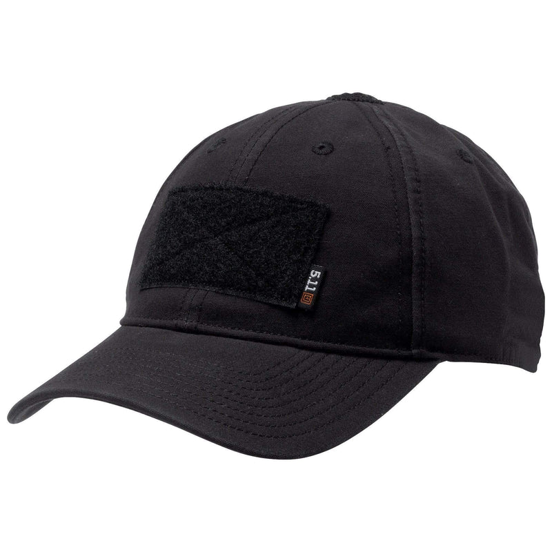 5.11 Tactical Apparel Black 5.11 Tactical Flag Bearer Cap by 5.11