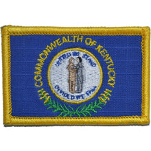 Commonwealth of Kentucky KY State Flag- 2x3 Patch