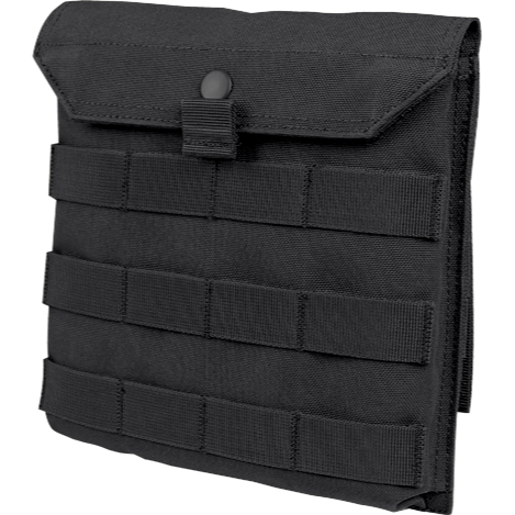 Condor Tactical Gear Black Condor Side Plate Utility Pouch
