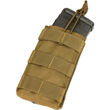Condor Single M4/M16 Open Top Mag Pouch