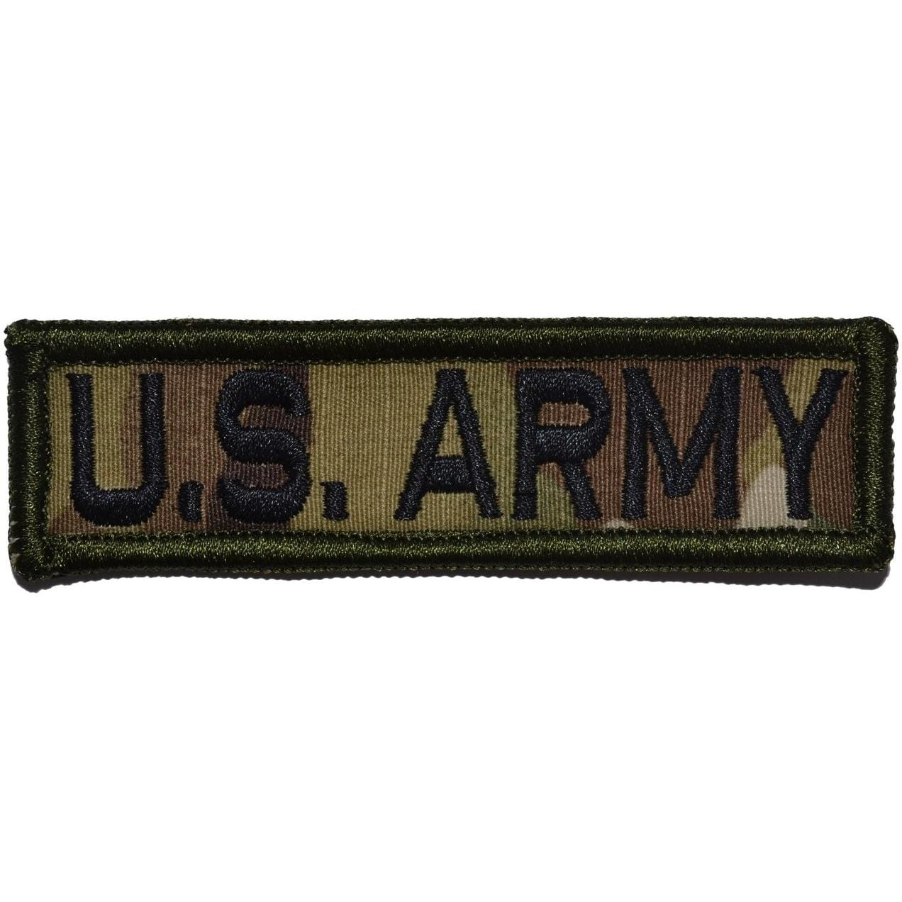 Tactical Gear Junkie Patches MultiCam U.S. Army - 1x3.75 Patch