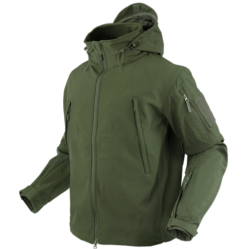Condor Apparel Olive Drab / S Condor Summit Tactical Soft Shell Jacket
