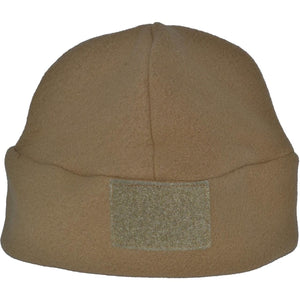 Coyote Brown Fleece Watch Cap