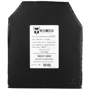 AR500 Level IIIA ASC Rimelig Soft Armor 10x12