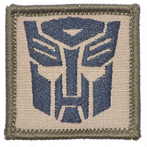 Autobot Transformers - 2x2 Patch