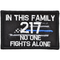 Deputy Jaime Morales 217 Fundraiser - 2x3 Patches