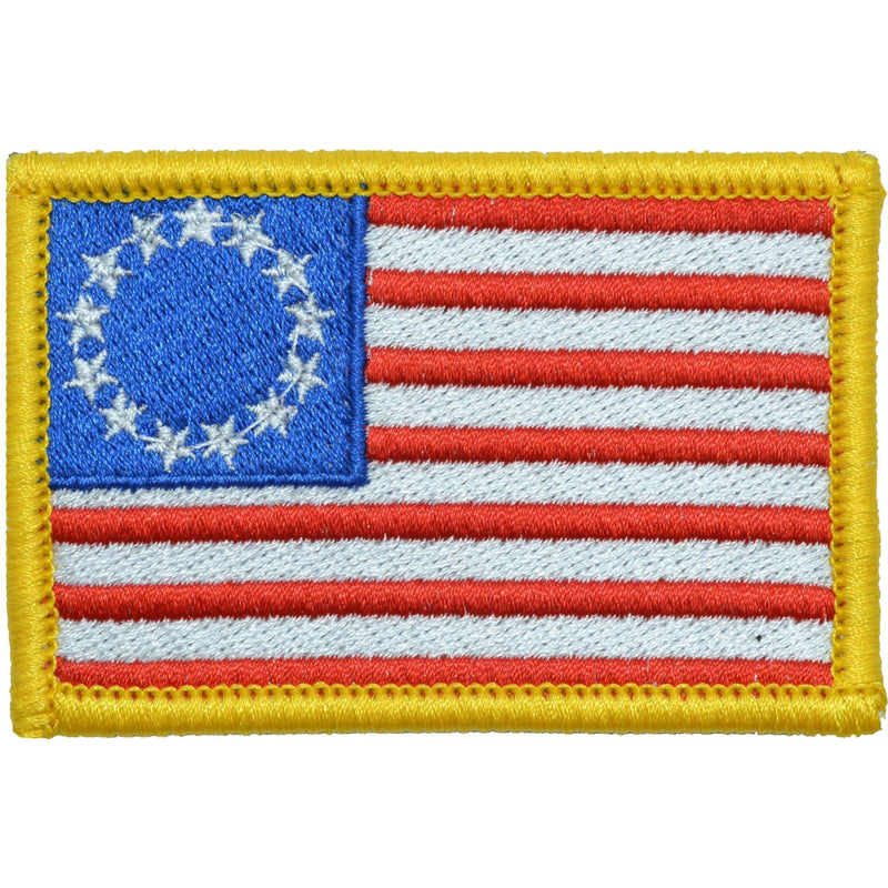 Betsy Ross Flag - 2x3 Patch