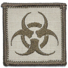 Biohazard - 2x2 Patch