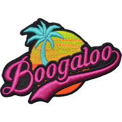 Boogaloo - 3x4.5 3D Patch