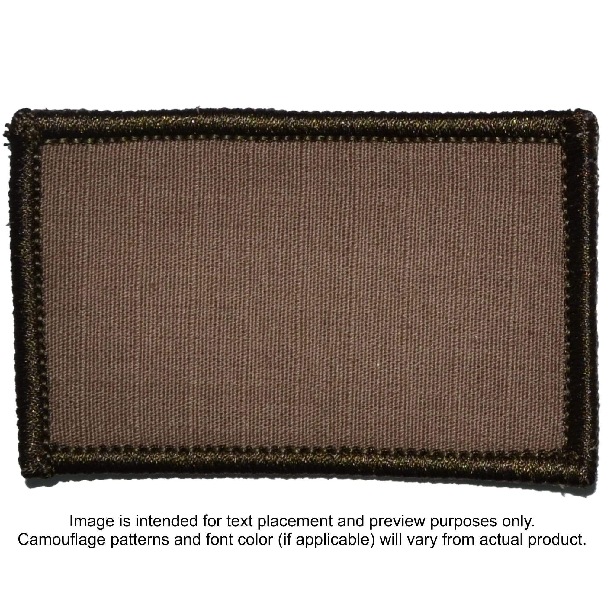 Custom Text Military 2x3 inch Patch. Your Text.  82c3e7c04dd