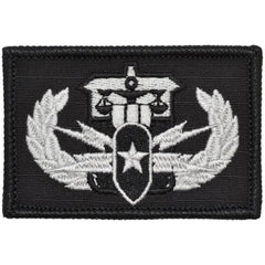Civilian EOD Explosive Ordnance Disposal Technician - 2x3 Patch