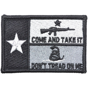 Texas Flag Iron On Patch 3 x 2 inch Free Shipping