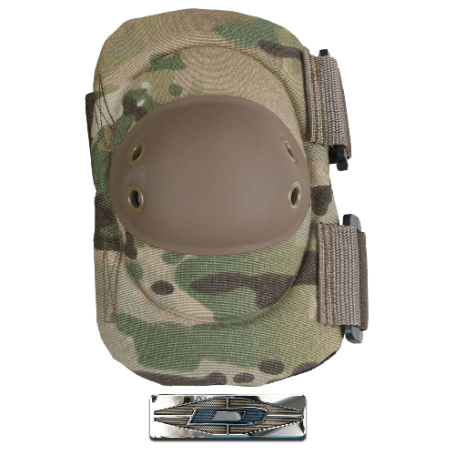 Damascus Worldwide, Inc. Tactical Multicam Damascus Worldwide, Inc. Imperial Hard Shell Cap Elbow Pads