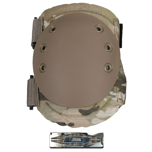 Damascus Worldwide, Inc. Tactical Gear Multicam Damascus - IMPERIAL HARD SHELL KNEE PADS