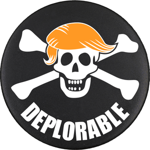 Deplorable Pirate Trump - Pop It - Smartphone Grip and Stand