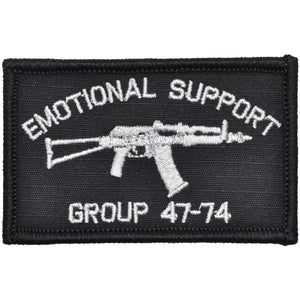 Emotional Support Group 47-74  - 2x3 Patch