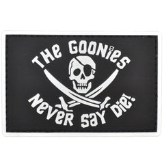 The Goonies Never Say Die!  - 2x3 PVC Patch