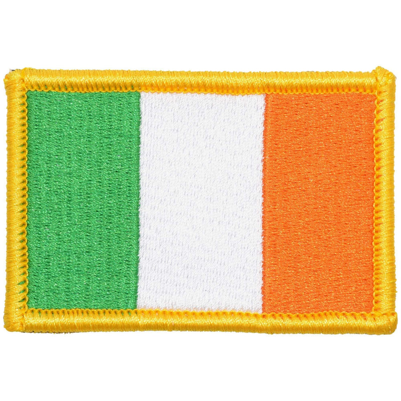 Tactical Gear Junkie Patches Full Color Ireland Flag - 2x3 Patch