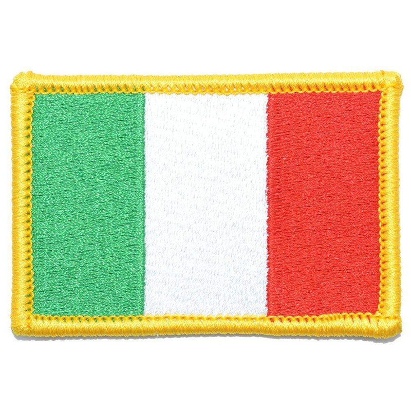 Tactical Gear Junkie Patches Full Color Flag of Italy - 2x3 Patch