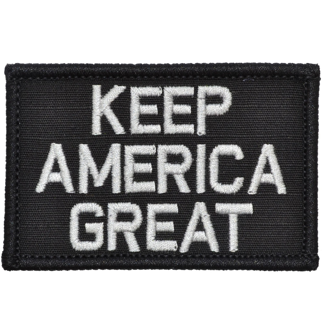 Keep America Great - 2x3 Patch