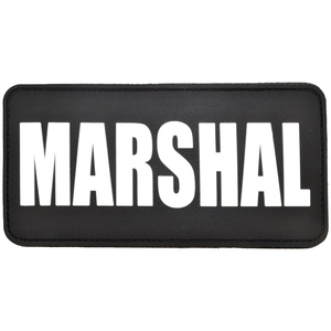 Marshal Plate Carrier - 3x6 PVC Patch