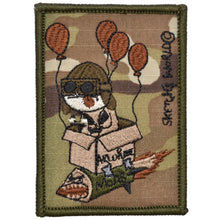 Sketch's World © USAF MOAB - 3.5 Tall x 2.5 Wide Morale Patch