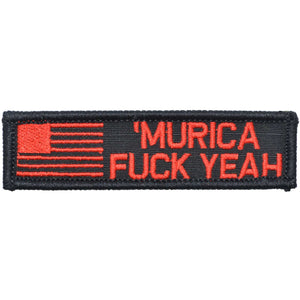Murica Fuck Yeah! - 1x3.75 Patch